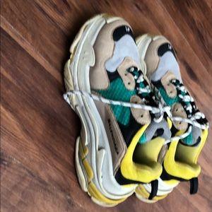Balenciaga Shoes - Balenciaga triple S